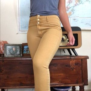 Unique High Waisted Jegging